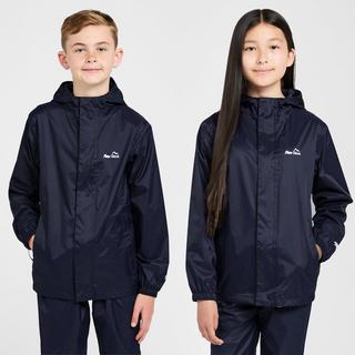 Kids' Unisex Packable Waterproof Jacket
