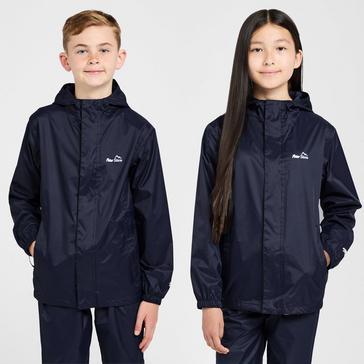 Blue Peter Storm Kid's Packable Waterproof Jacket