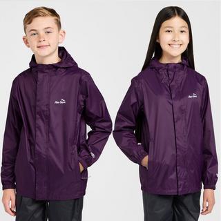 Kids' Packable Waterproof Jacket