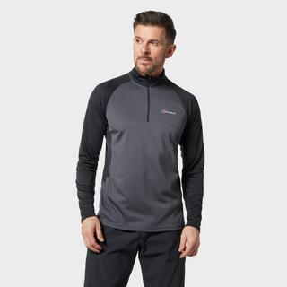 Men's Tech 1/4 Zip Long Sleeve T-Shirt