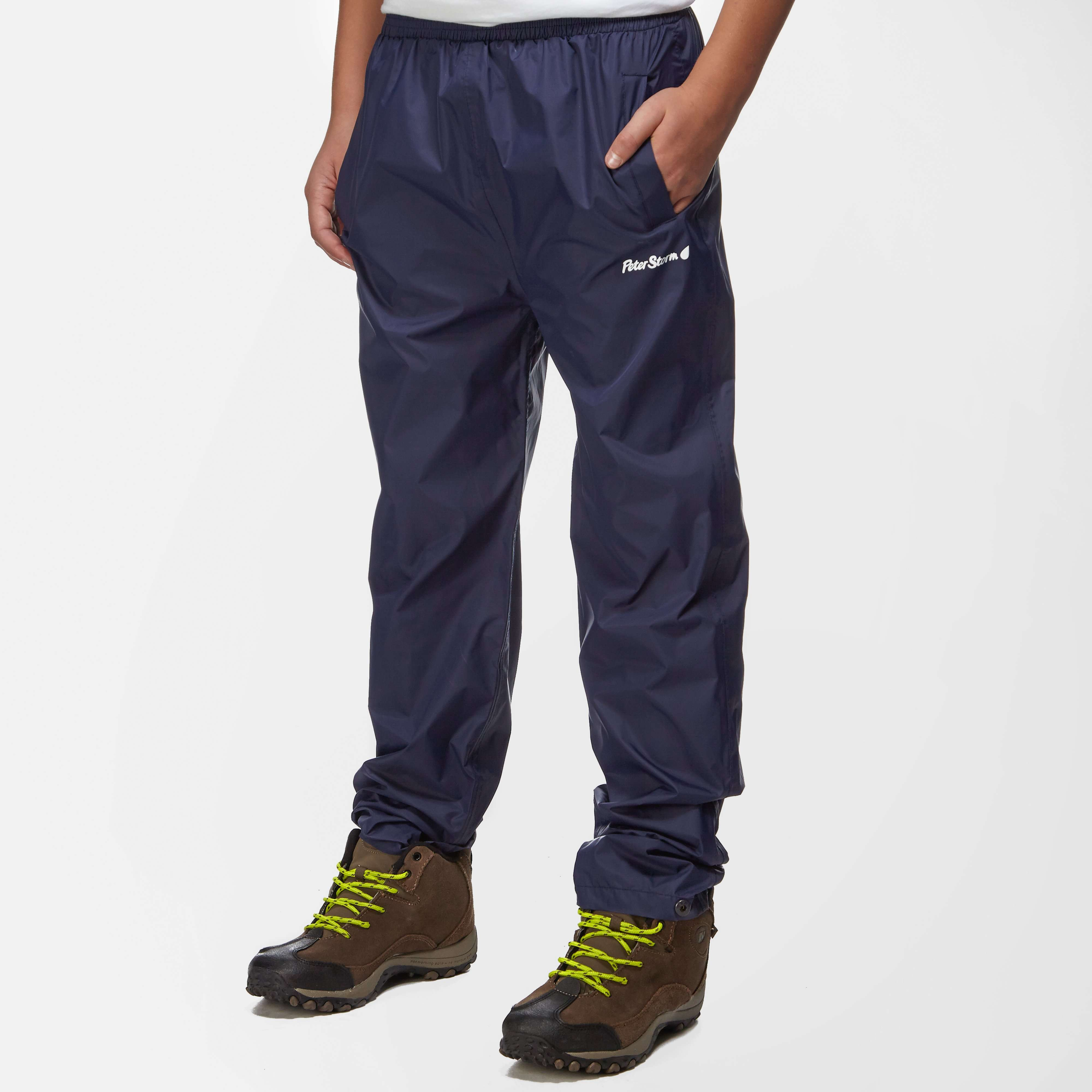 PETER STORM Kids' Packable Pants