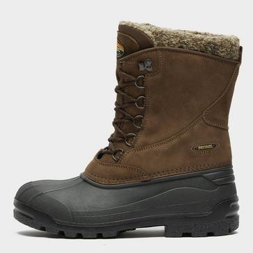 Brown Meindl Women's Solden Lady Winter Boots