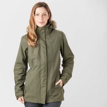 dc5e0bba9d JACK WOLFSKIN Women's Arctic Ocean Jacket