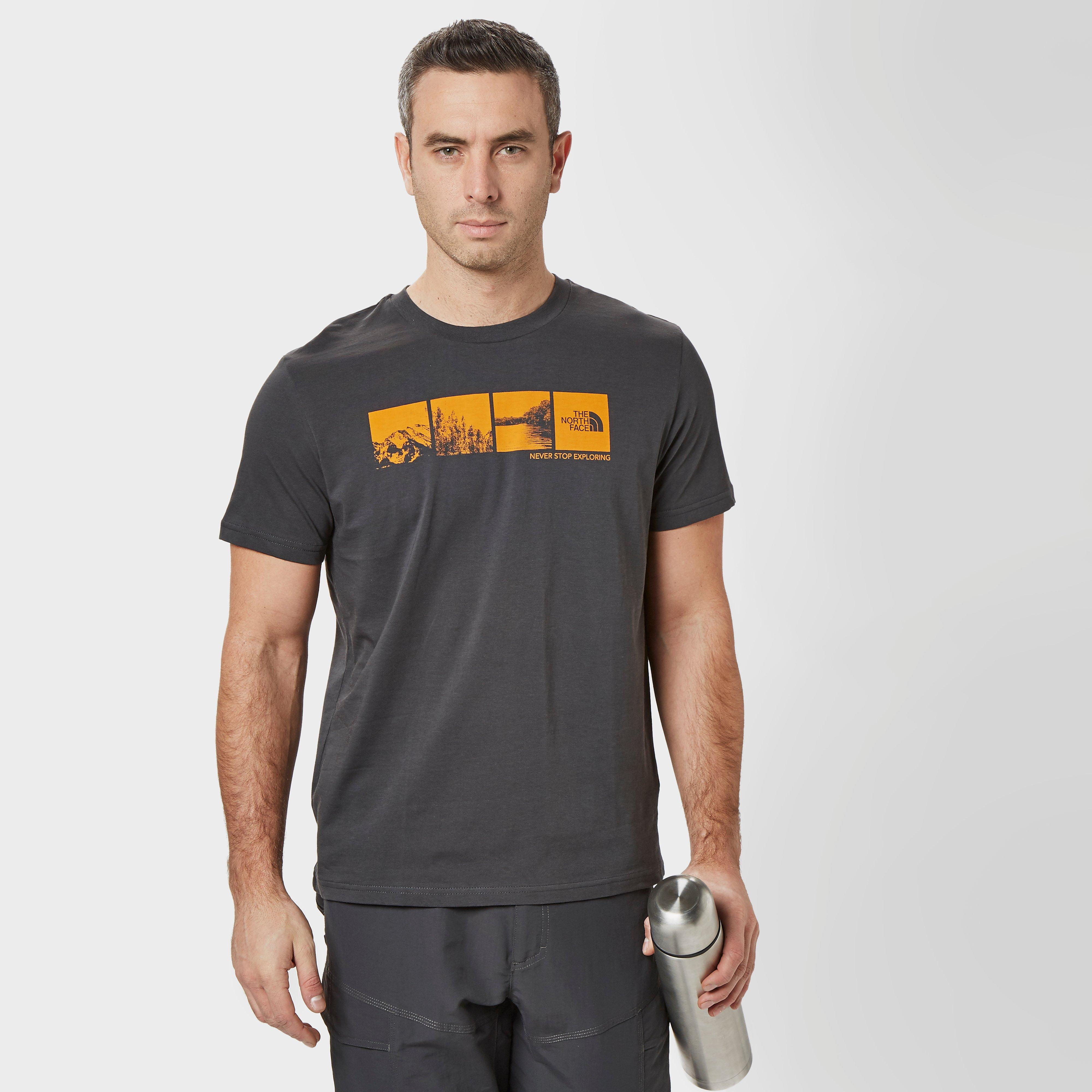 Black mens t shirts - The North Face Men S View T Shirt