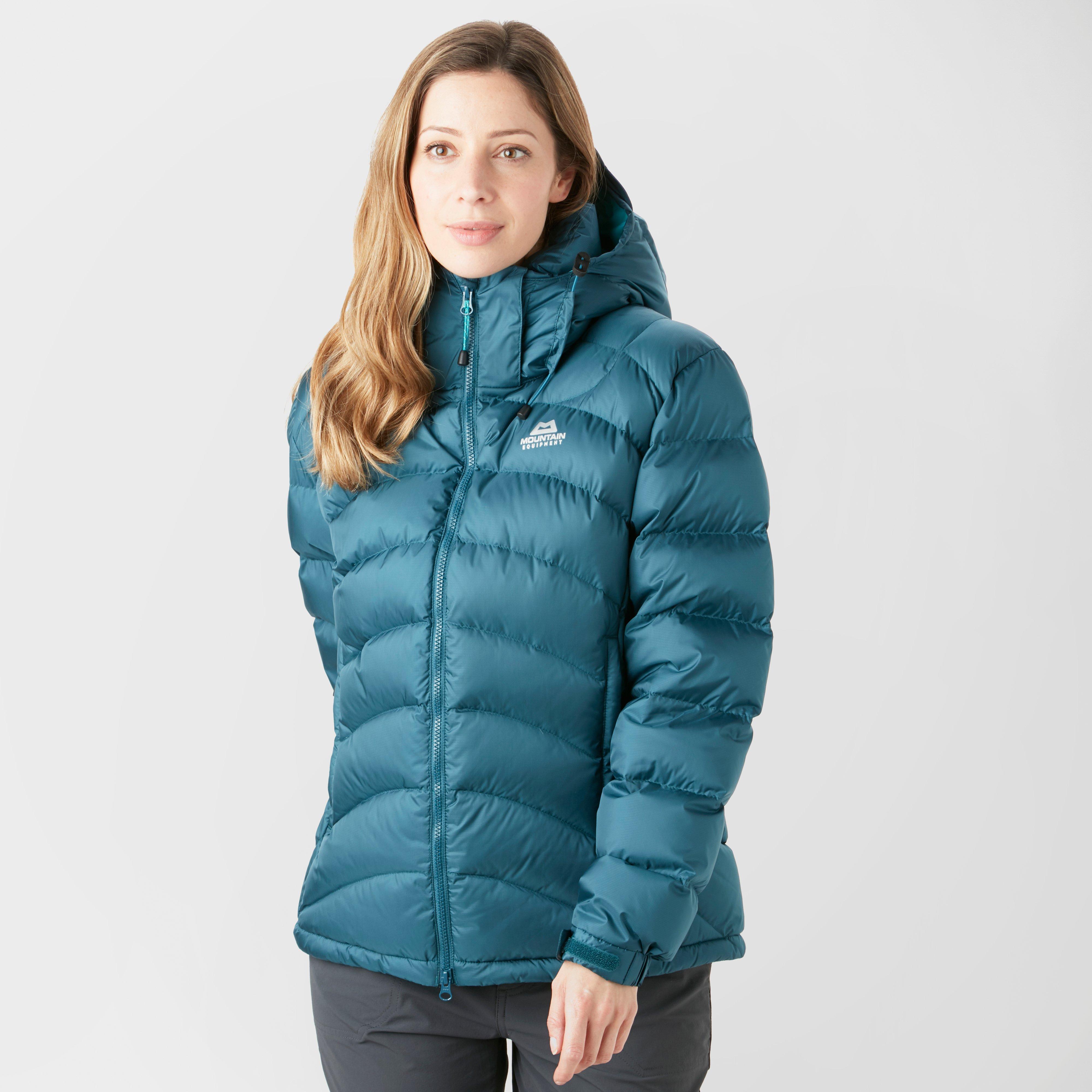 Mountain Equipment Mountain Equipment Womens Lightline Down Jacket - Blue, Blue