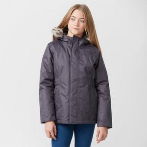 THE NORTH FACE Girl's Green Land Down Parka