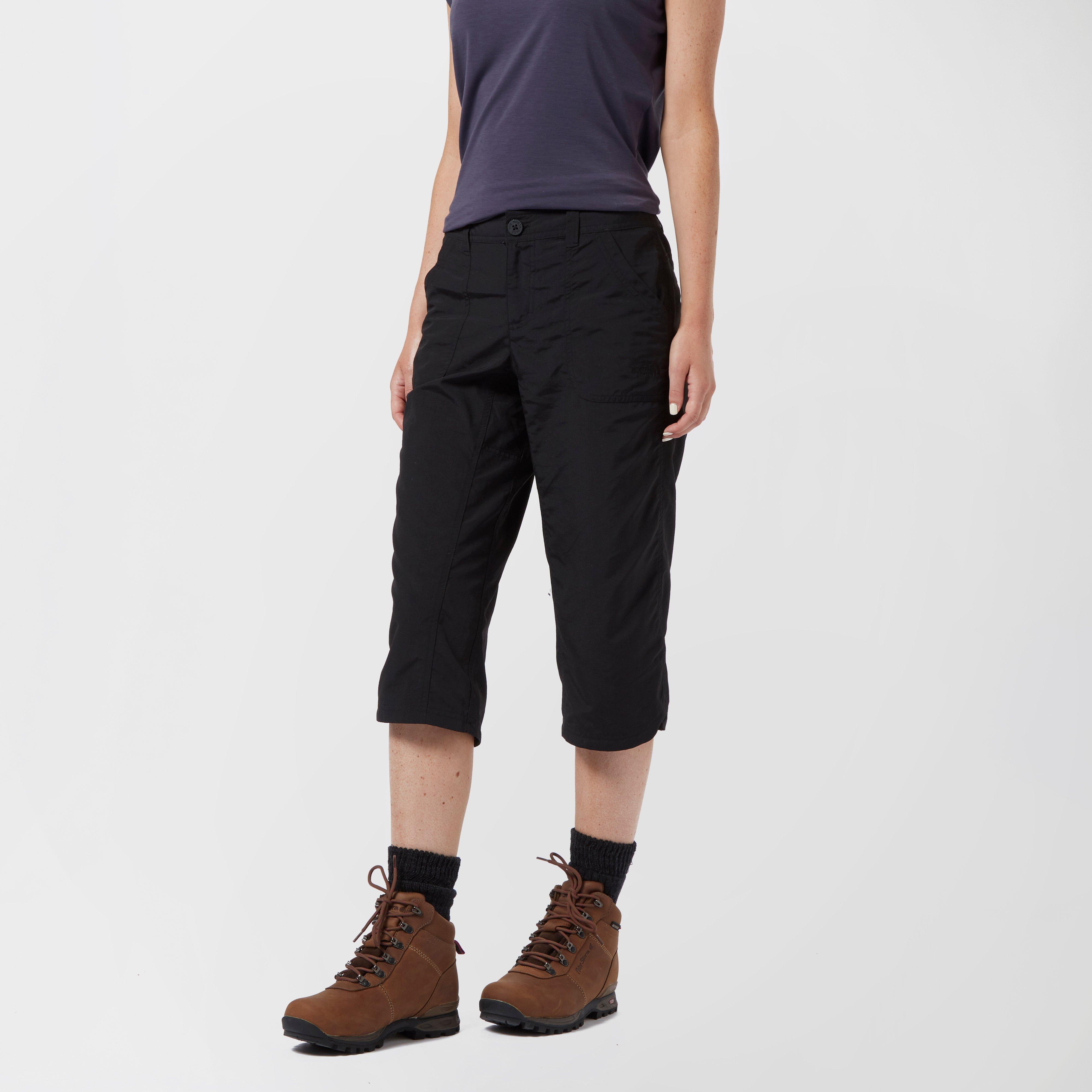 The North Face Womens Horizon Betty Capri Shorts Black