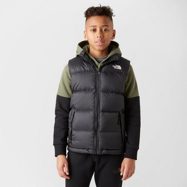 THE NORTH FACE Kids  Nuptse Down Gilet ... 8981184a3
