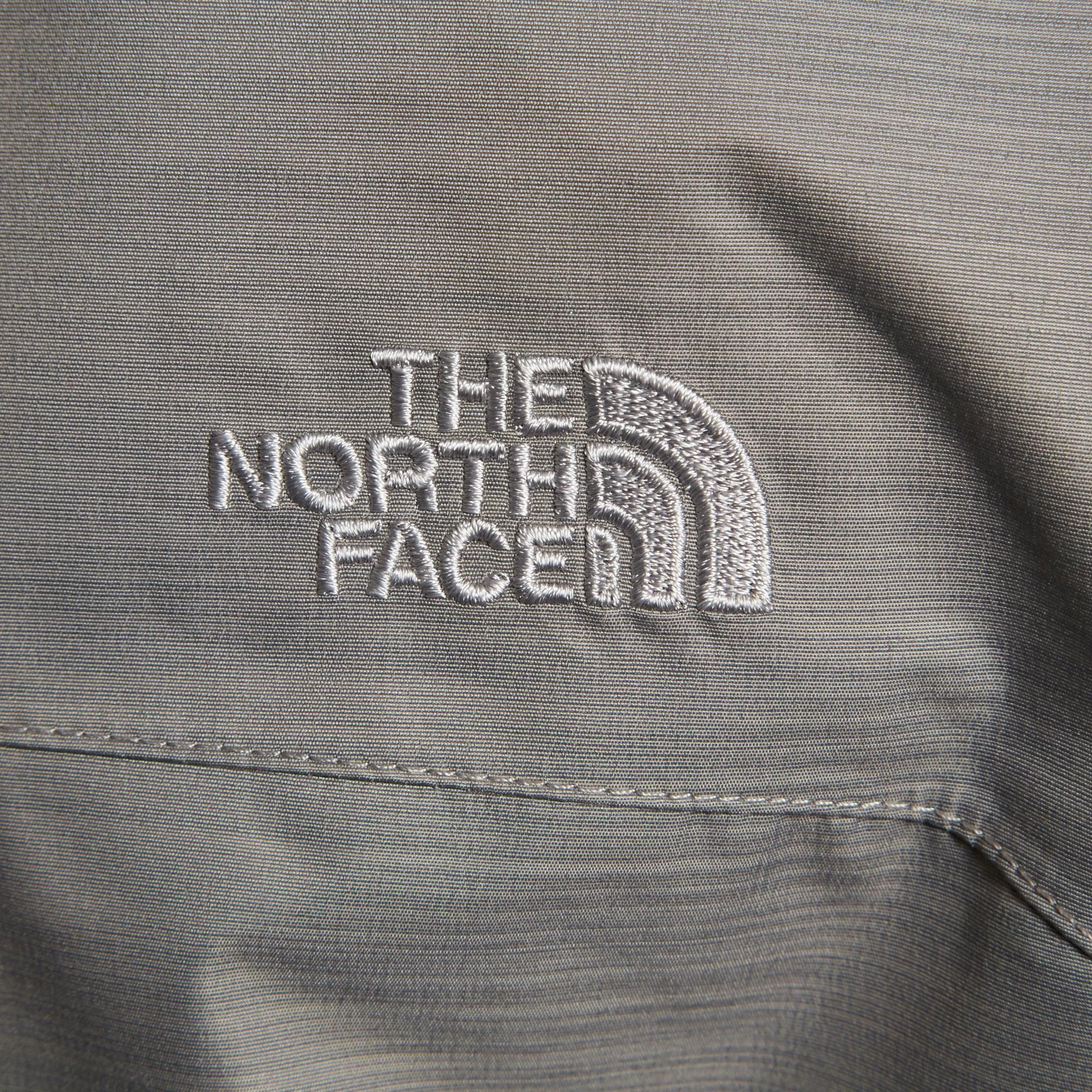 North face brown cirrus parka