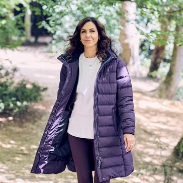 Purple Peter Storm Women's Luna II Insulated Jacket