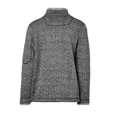 Grey|Grey Weird Fish Men's Beaufort Half-Zip Fleece