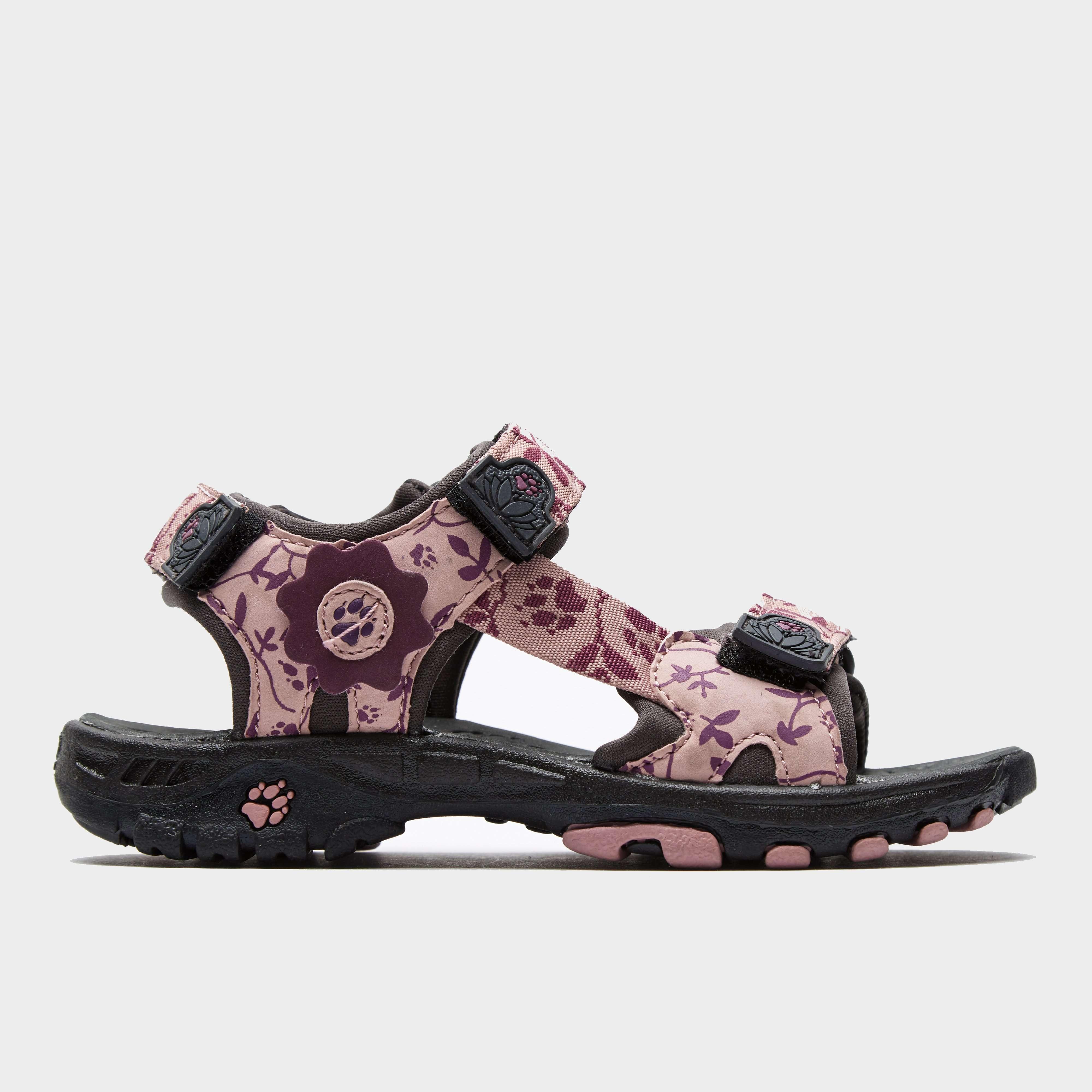 JACK WOLFSKIN Girls Baywatch Sandals