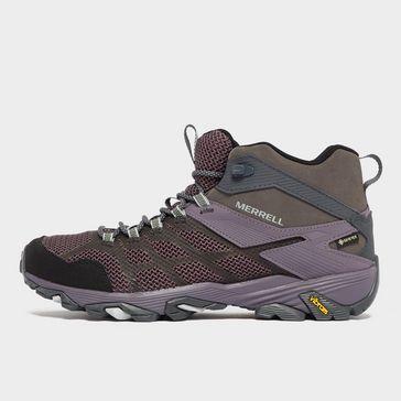 1555d5f27383 Grey MERRELL Women s Moab FST 2 GORE-TEX® Mid Shoe ...