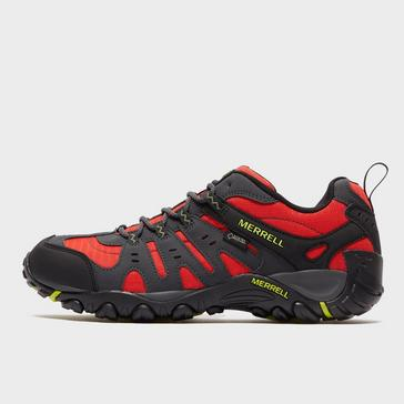 Red Merrell Men's Accentor Sport GORE-TEX® Trail Shoes
