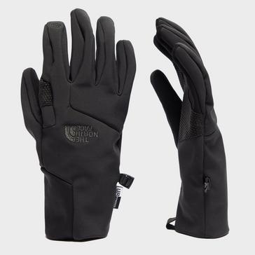 Black The North Face Men's Apex Etip 2 Gloves