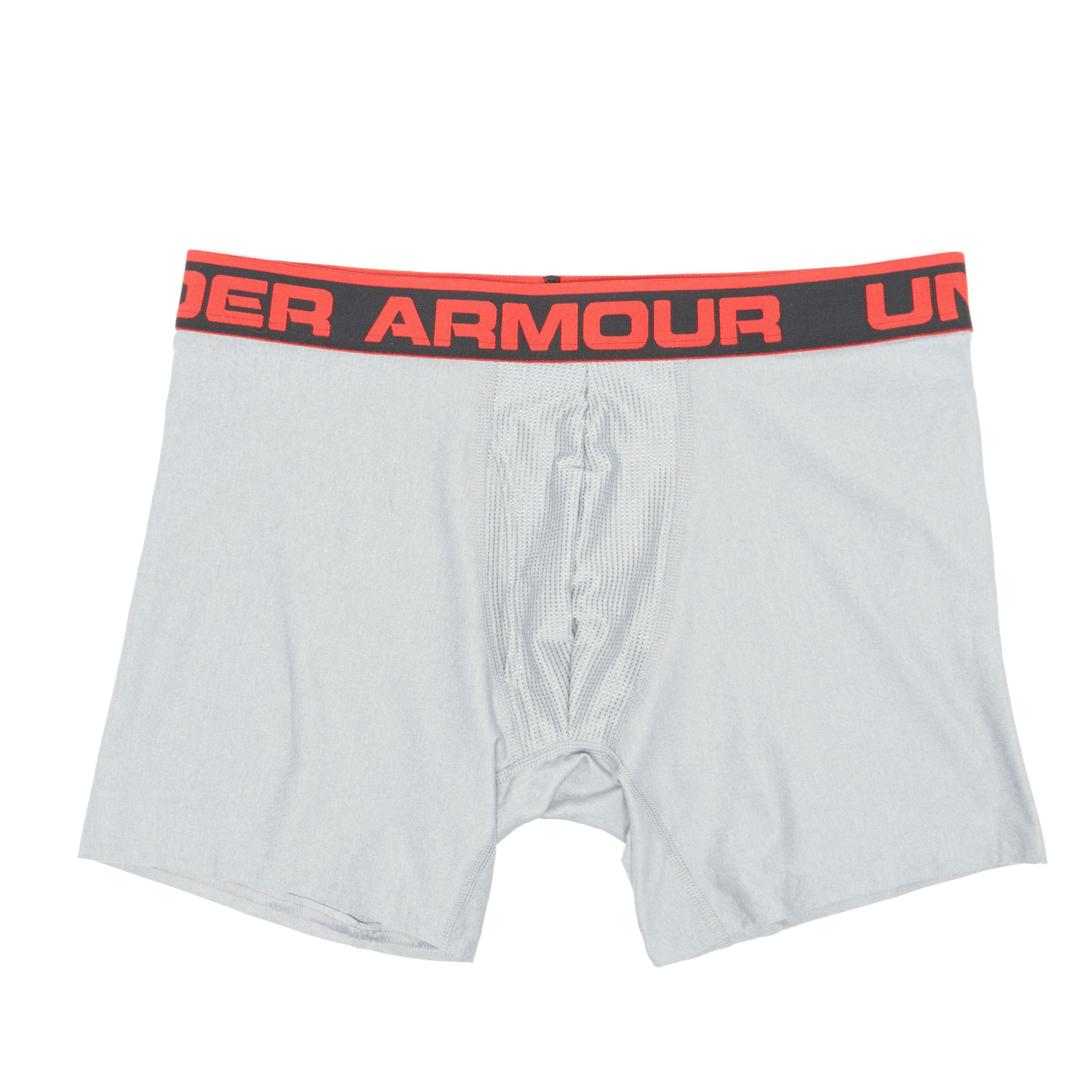 UNDER ARMOUR Men's Original 6 Boxer