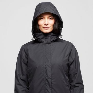 Black Peter Storm Women's Downpour Waterproof Jacket