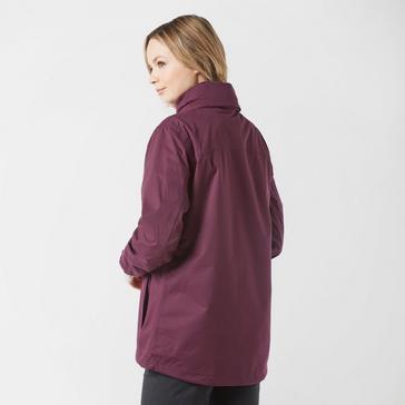 Purple Peter Storm Women's Downpour Waterproof Jacket
