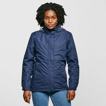 Blue Peter Storm Women's Downpour Waterproof Jacket