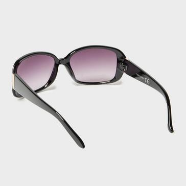 Black Peter Storm Women's Square Sunglasses