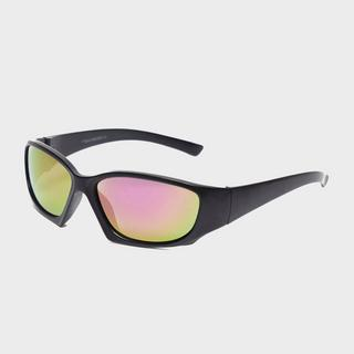 Kid's Rounded Wrap-Around Sunglasses