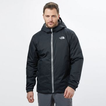 933b79056fa2 Black THE NORTH FACE Men s Quest Insulated Waterproof Jacket ...