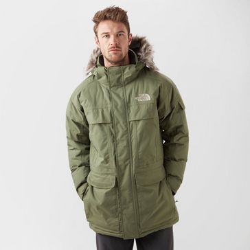 404724134b THE NORTH FACE Men s McMurdo 2 Waterproof Parka ...