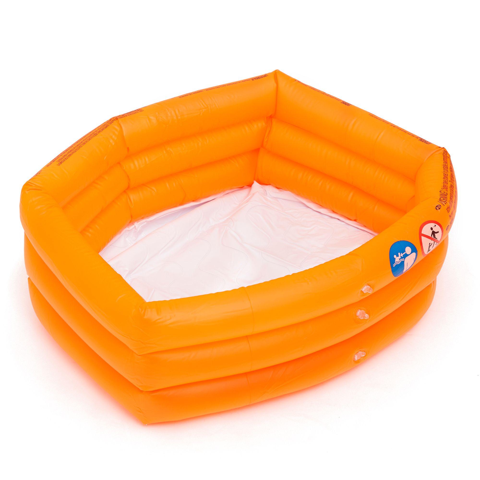 MILLETS 3-Ring Paddling Pool