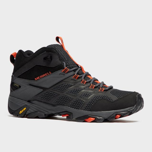 Athletic Waterproof Mid Moab Mens Merrell New Support 2 9.5