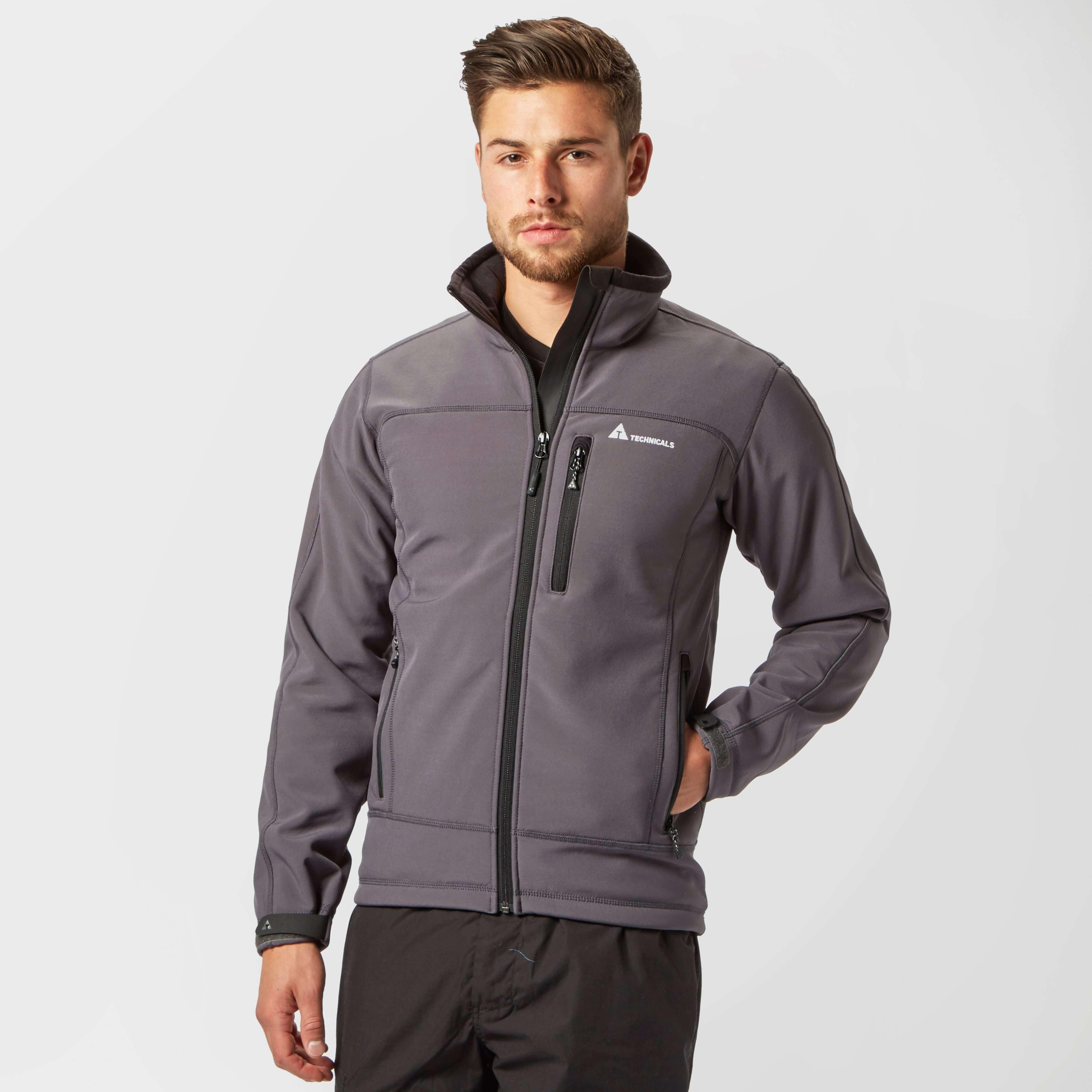 TECHNICALS Men's Electron Softshell Jacket