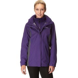 TECHNICALS Women's 3 in 1 Jacket