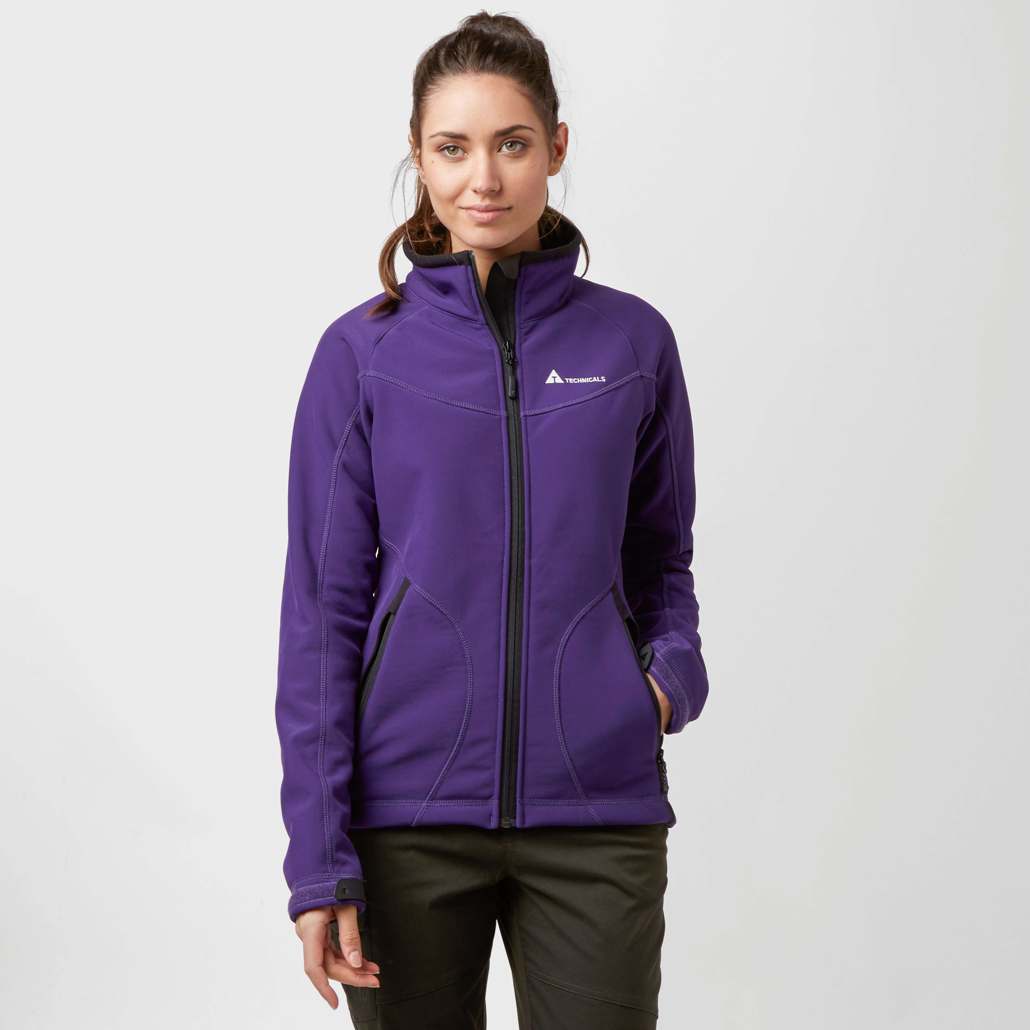 TECHNICALS Women's Proton Softshell Jacket