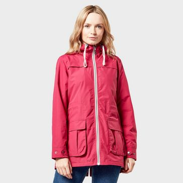 af1cf414973 Dark Pink PETER STORM Women s Weekend Waterproof Jacket ...