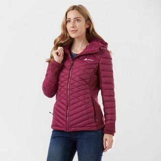 Women's Breeze Hybrid Down Jacket