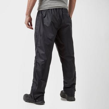 Black Brasher Men's Waterproof Overtrouser