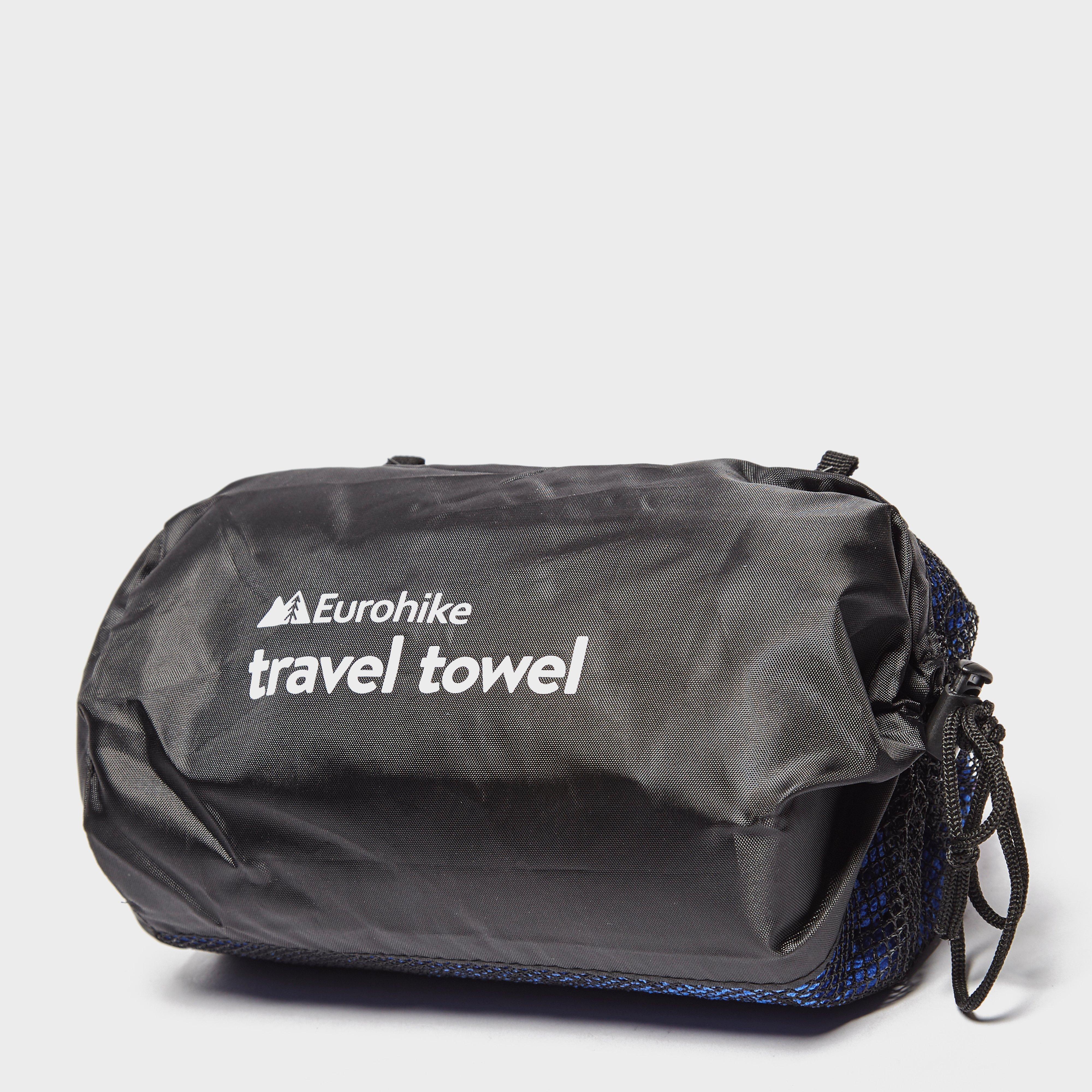 Where To Buy Travel Towel In Singapore: Eurohike Terry Microfibre Travel Towel