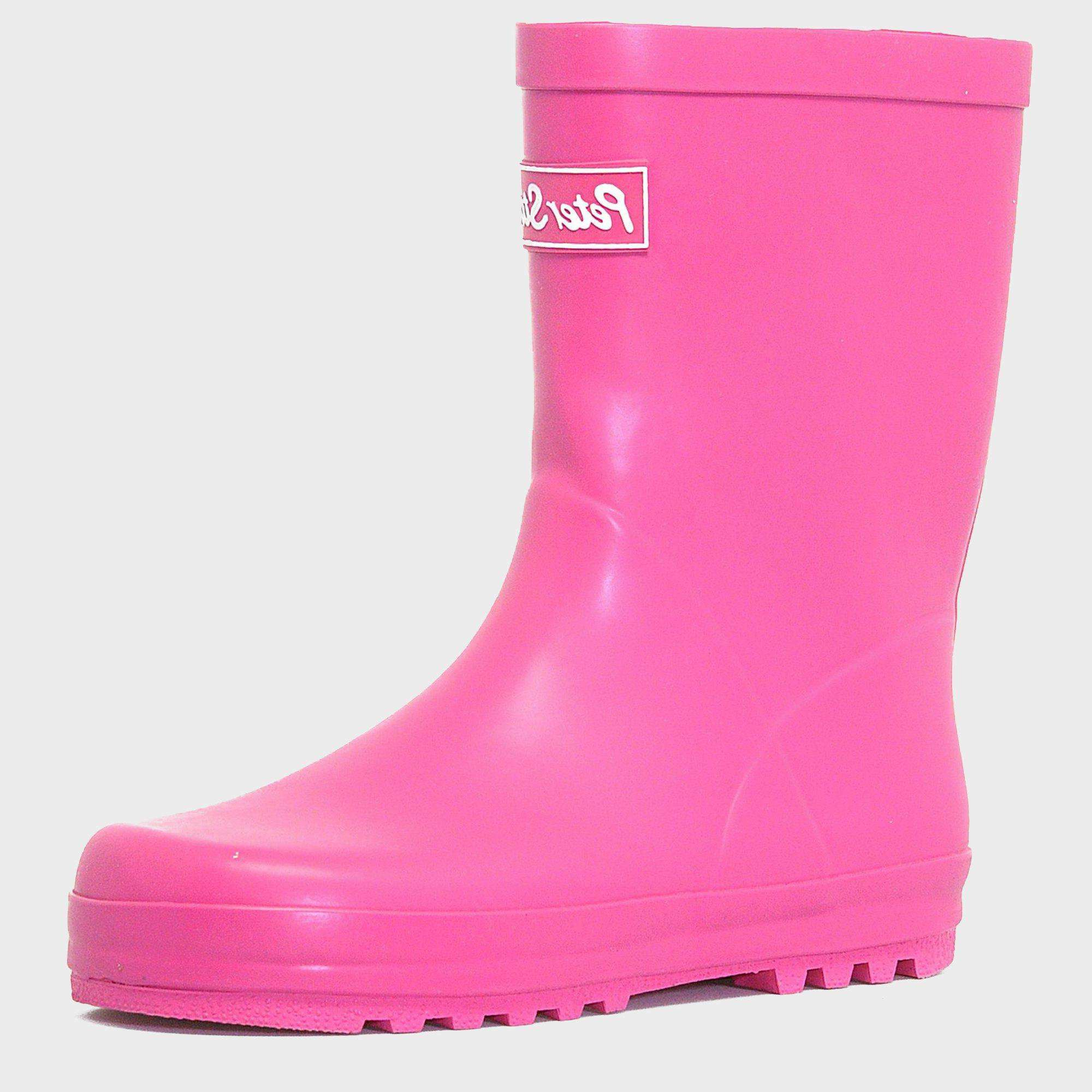 PETER STORM Girls' Trim Wellies