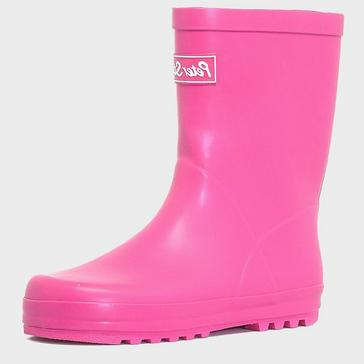 873e8fe9be6b Pink PETER STORM Girls  Wellies