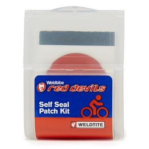 WELDTITE Red Devil Self Seal Large Puncture Patches, 8 pieces