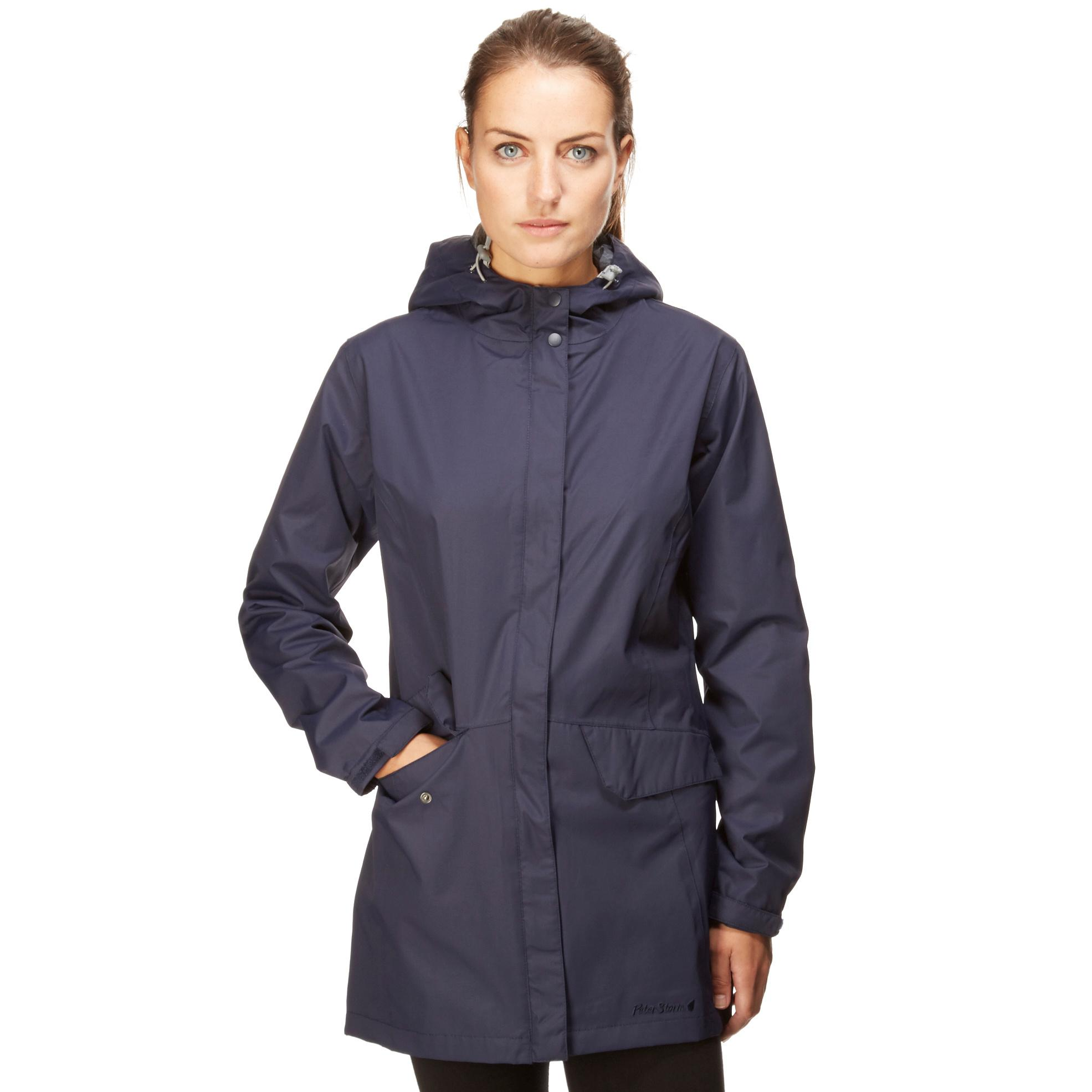 peter storm women s cyclone waterproof jacket #2: bl a