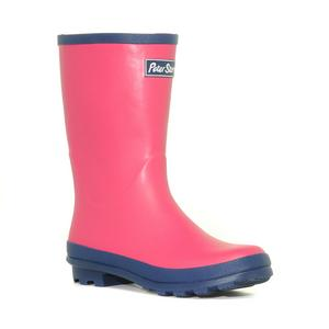 PETER STORM Women's Trim Wellies Short
