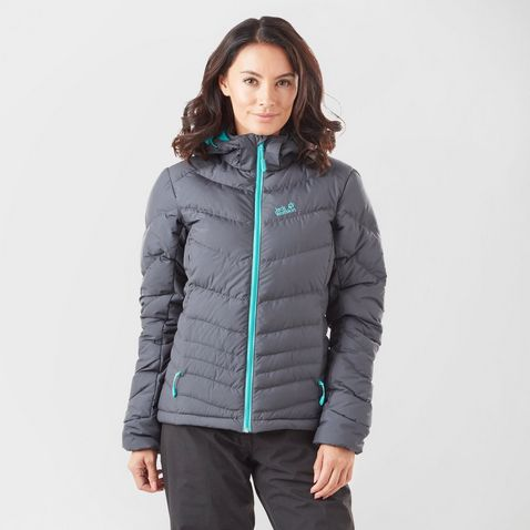 bebce24753 Ultimate Collection. Grey JACK WOLFSKIN Women's ...