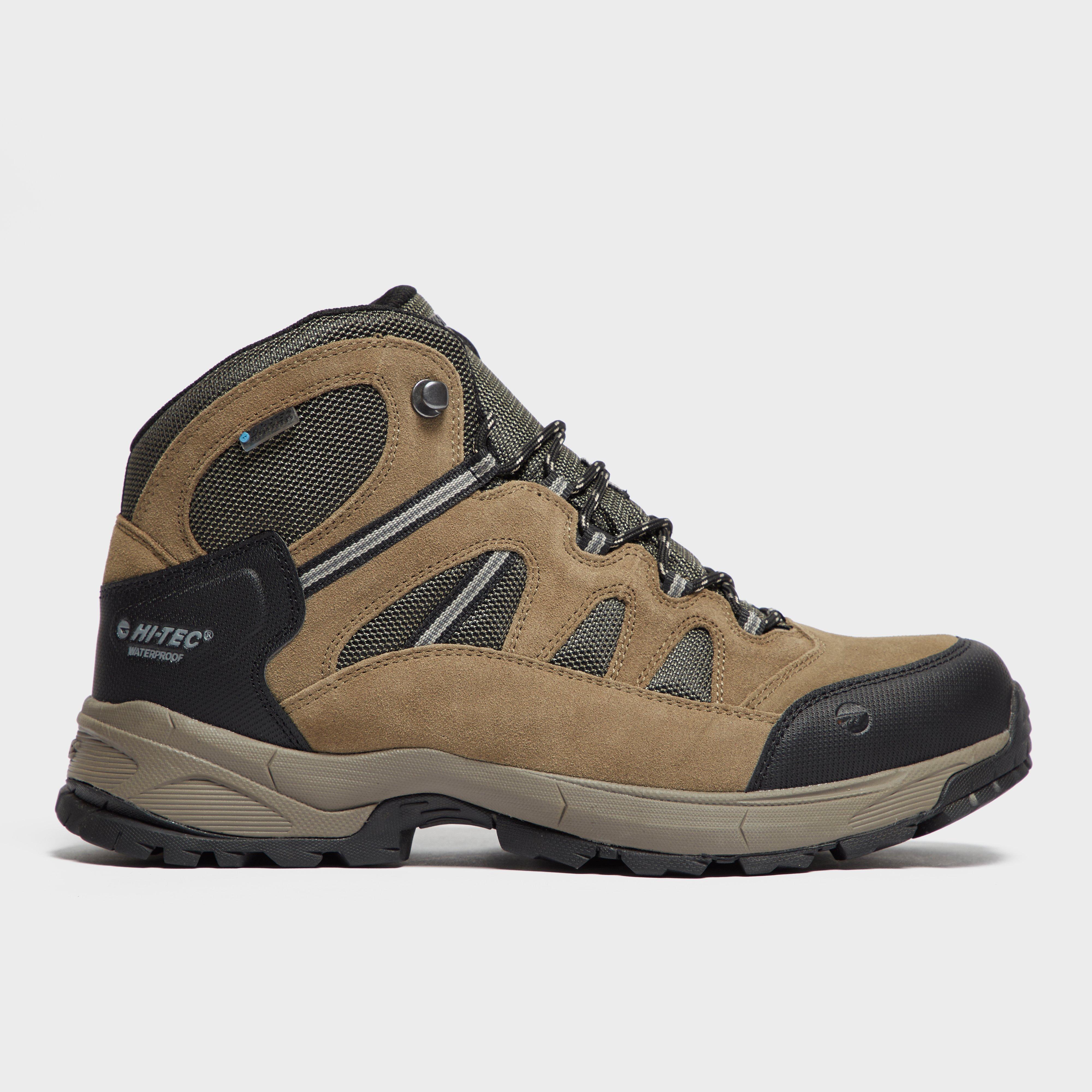 cfc6bb0175d Brown HI TEC Men s Mount Lennox Waterproof Boot image 1