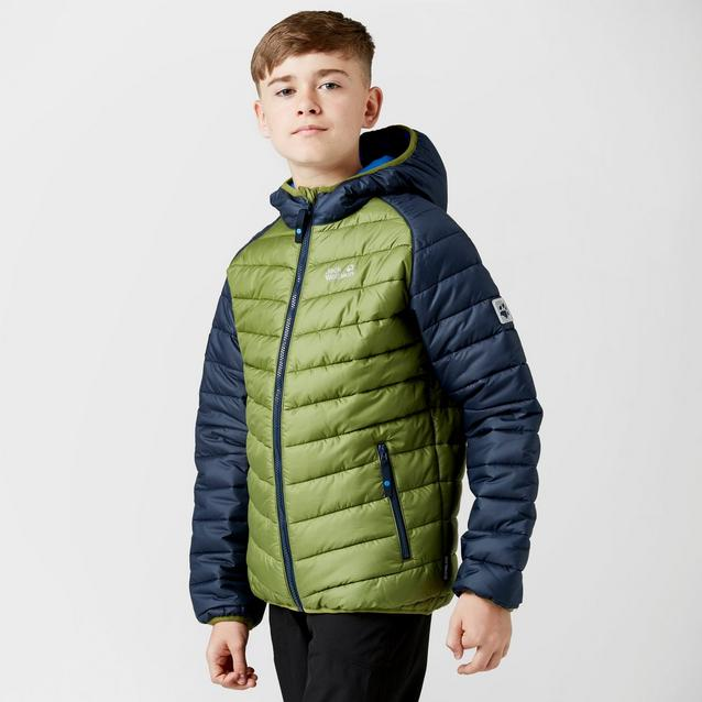 3fc13b36c Jack Wolfskin Kids' Zenon Jacket