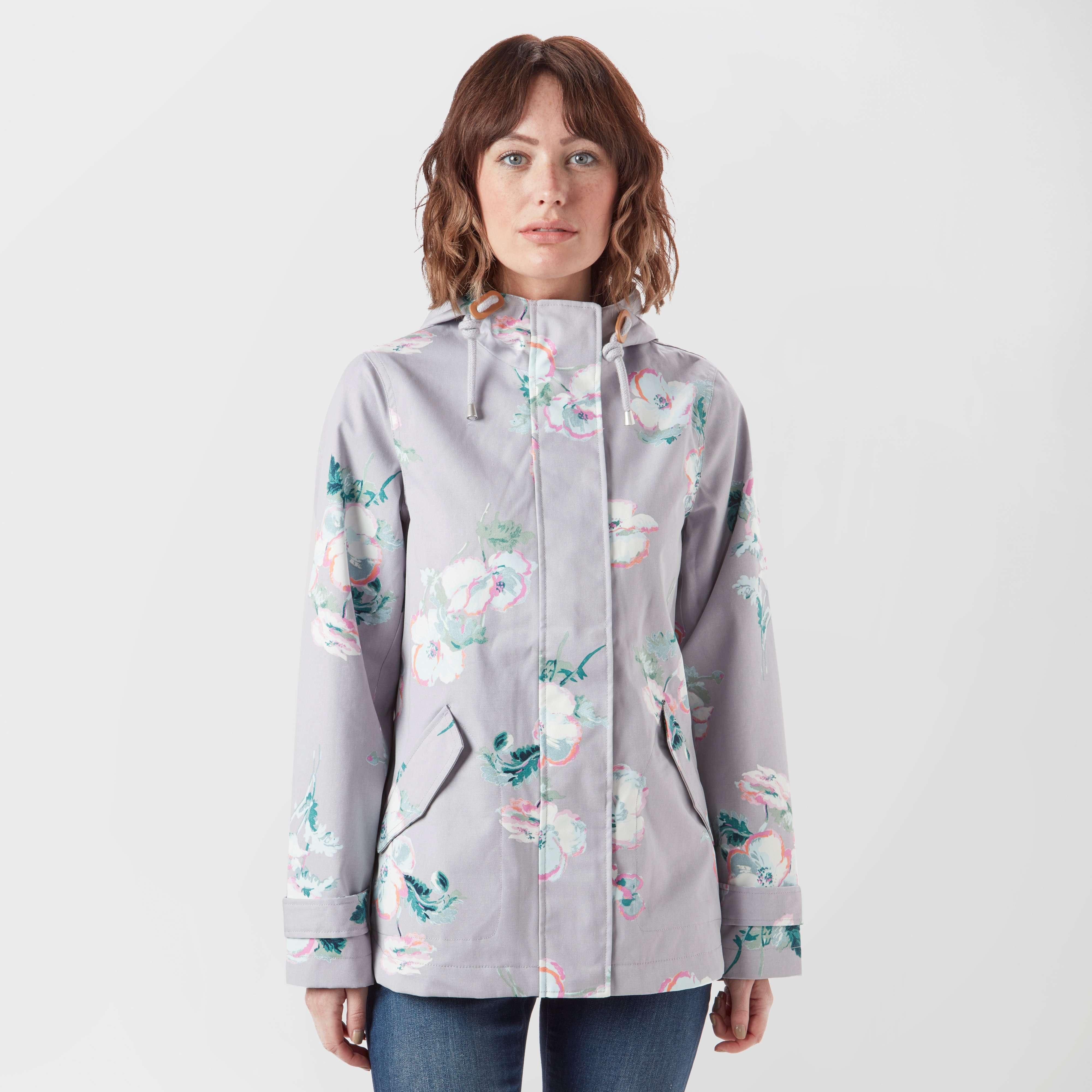 JOULES Women's Coast Printed Jacket