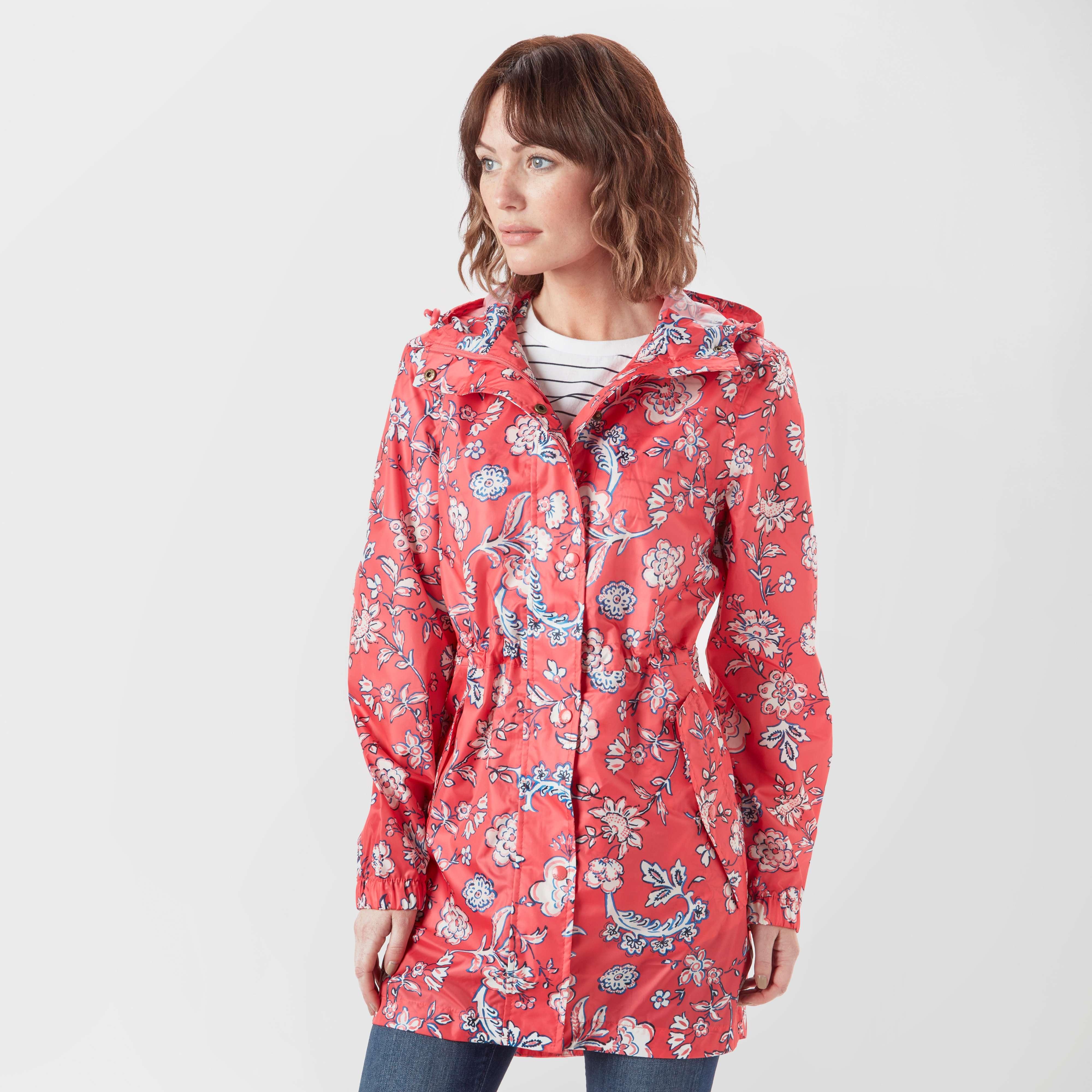 JOULES Women's GoLightly Packaway Jacket