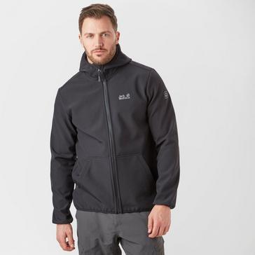 2bb2e920cd JACK WOLFSKIN Men's Essential Peak Jacket