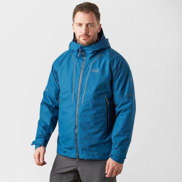 63d0839e76 JACK WOLFSKIN Men's Sierra Trail 3-in-1 Jacket ...