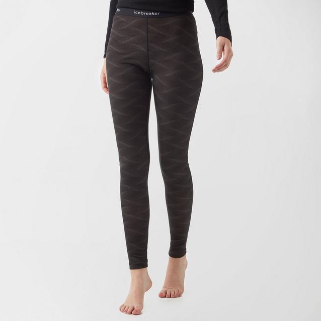 2d7e7fcb6a5 ICEBREAKER Women's 200 Oasis Leggings Curve image 1
