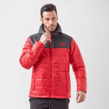 ac9119562bf6 Red THE NORTH FACE Men s Exhale Insulated Jacket ...